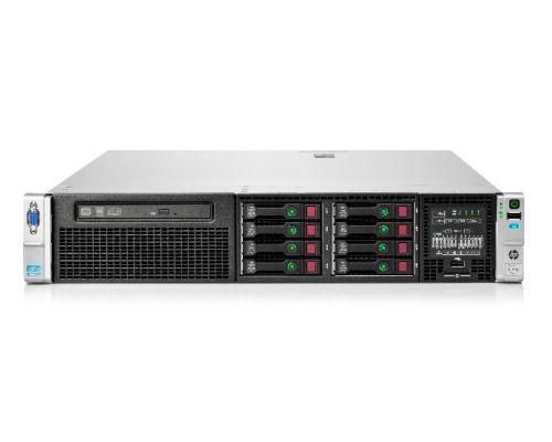 HP DL380P G8 / 2x E5-2643 3,3GHz 4 Core / 64GB