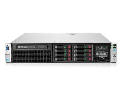 HP DL380P G8 / 2x E5-2690v2 3,0GHz 10 Core / 128GB