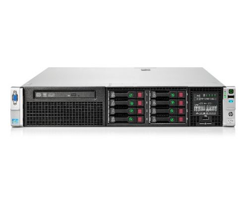 HP DL380P G8 / 2x E5-2670 2,6GHz 8 Core / 192GB
