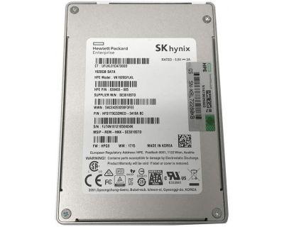 HPE 1.92TB  SSD SATA 6Gb/s SFF P/N: 838403-005