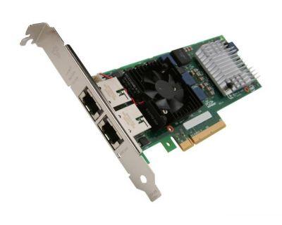 Dell X520-T2 Dual Port 10Gbit RJ45 PCI-e  P/N: 0JM42W Netwerkkaart