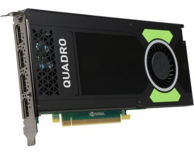 NVIDIA Quadro M4000 8GB PCI-E 3 Port GDDR5 4x DP