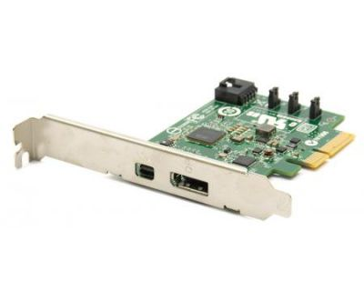 HP 753732-001 - Thunderbolt-2 Branded PCIe Card - With I/O Cable