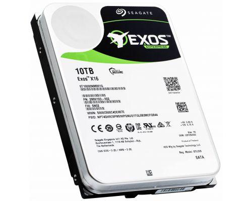 NEW 10TB Seagate Exos X16 SATA 6G P/N: ST10000NM003G