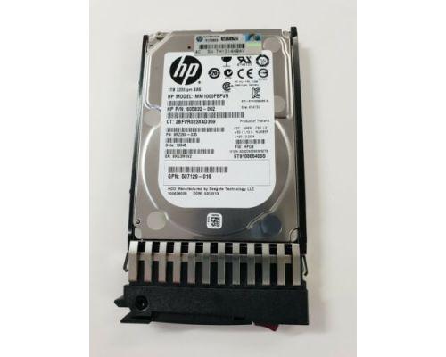 HP 450GB 15K SAS 6Gb/s 2,5 P/N: 759202-002