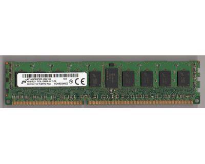 HP 4GB 1333MHz PC3L-12800R DDR3 ECC Reg P/N: 713754-071