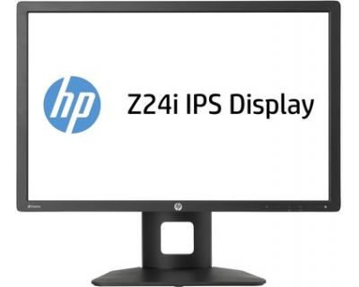 HP Z24i 24-inch IPS Display LED Backlit Monitor