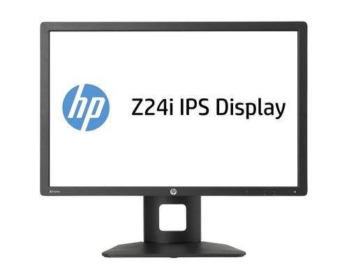 HP Z24i 24-inch IPS Display LED Backlit Monitor