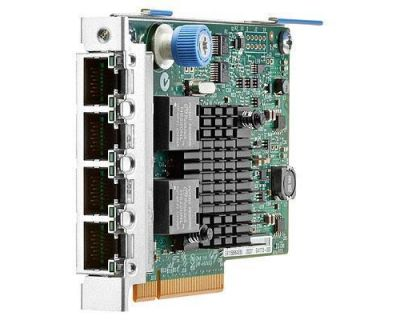 HP 566FLR- Ethernet 1GB 4Port Adapter PCI-E 669280-001