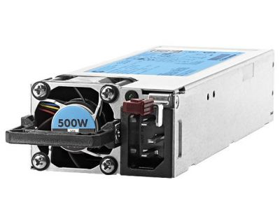 HP Enterprise 500W Platinum PSU P/N: 754377-001 720478-B21 723595-501