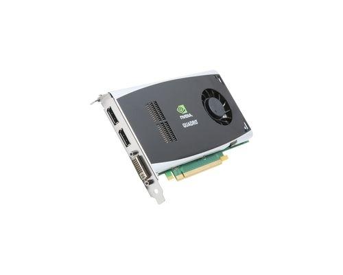 NVIDIA Quadro FX-3800 1GB PCI-E 3 Port GDDR3 1x DVI 2x DP