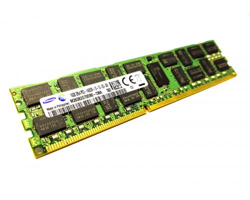16GB 1866MHz PC3-14900R DDR3 ECC Registered  Samsung