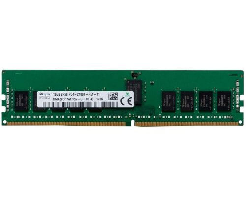 Sk hynix 16GB RAM DDR4-2400Mhz ECC Reg HMA82GR7AFR8N