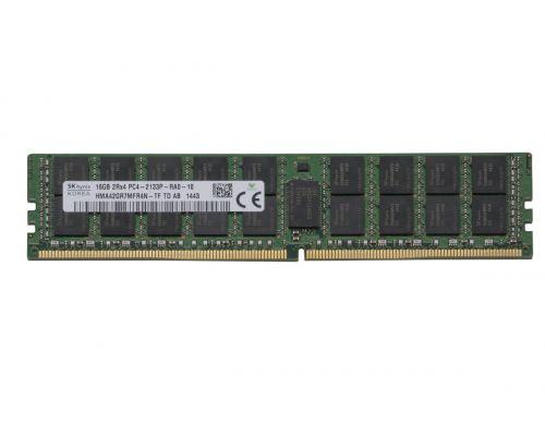 SK Hynix 16GB RAM PC4-17000 DDR4-2133MHz ECC Reg. HMA42GR7MFR4N-TF