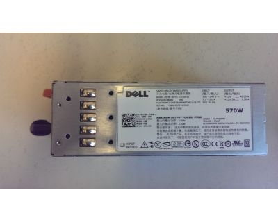 Dell 570W Power Supply for PowerEdge R710 P/N: MYXYH