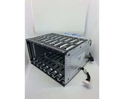"""Dell HDD CAGE R720 / R820 8x 2.5"""" P/N: 0N2R9K 022FYP"""