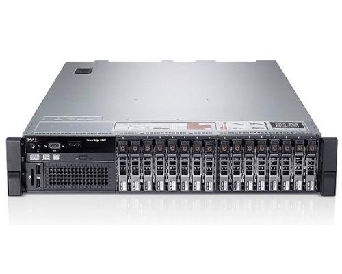 Dell R820 / 4x E5-4650 2,7Ghz 32 Core 64TH / 384GB RAM / H710