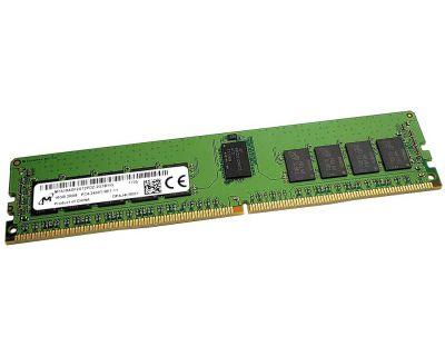 Micron 16GB RAM DDR4-2400Mhz ECC Reg MTA18ASF2G72PDZ