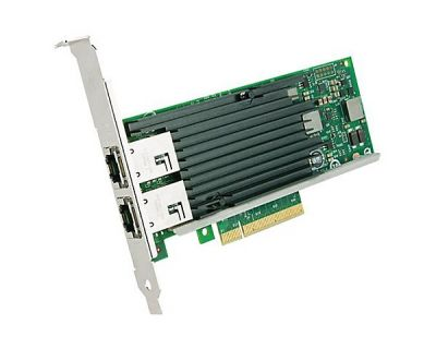 Intel X540-T2 Dual Port 10Gbit RJ45 PCI-e X8 Adapter