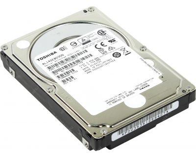 Toshiba 300GB 10.5K SAS 12Gb/s (2,5 inch) P/N: AL14SEB030N