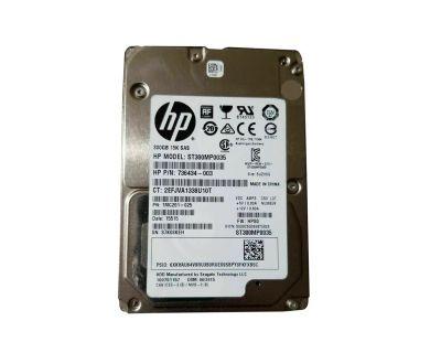HP 300GB 15K SAS 12Gb/s 2,5 inch P/N:736434-003 NEW