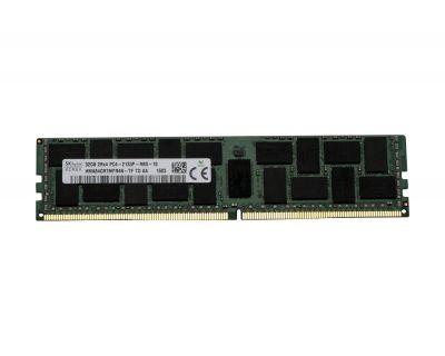 SK Hynix 32GB PC4-17000P 2133MHz ECC REG P/N: HMA84GR7MFR4N