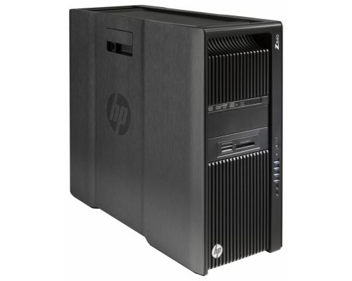 HP Z840 / 2x E5-2687Wv3 3.1GHz 10 Core / 64GB DDR4 / 512GB SSD / K2200