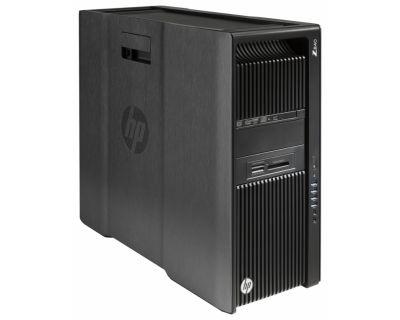 HP Z840 / 2x E5-2683v3 2-3GHz 14 Core / 32GB