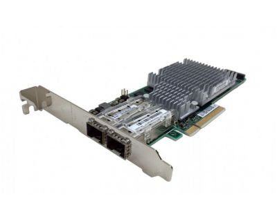 HP NC522SFP+ Dual Port 10Gbit PCI-e x8 Full height bracket