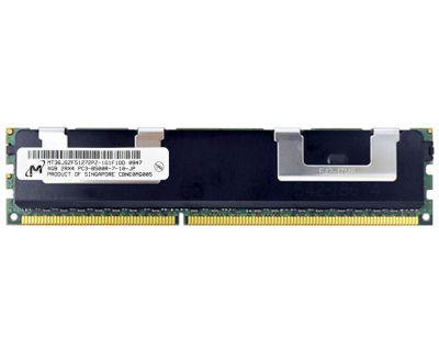 Micron 4GB 1066MHz PC3-8500R DDR3 ECC Registered P/N: MT36JSZF51272PZ
