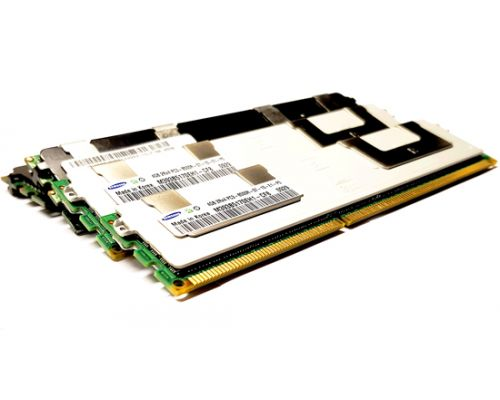 4GB 1066MHz PC3-8500R DDR3 ECC Registered P/N: M393B5170EH1