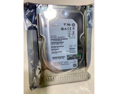 HPE 4TB 7.2K SAS 12Gb/s LFF NIEUW P/N: 846523-004