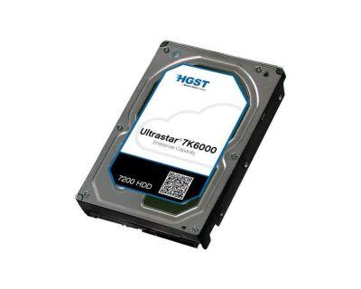 HGST Ultrastar 7K6000 4TB 7.2K SATA 6Gb/s LFF P/N: 0F23005 NEW