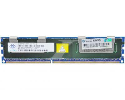 HP 8GB 2Rx4 PC3-10600R DDR3 P/N:500205-171
