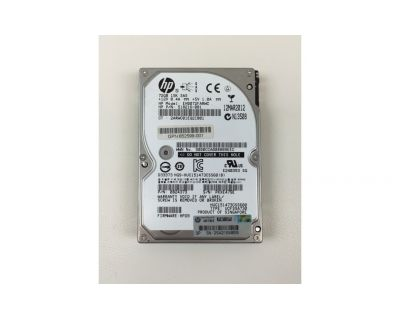 HP 72GB 15.000rpm SAS 3Gb/s SFF (2,5 inch)