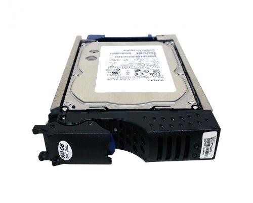 "4x Hitachi 600GB 15K 3.5"" 4Gb Fibre Channel HDD P/N:0B24478"