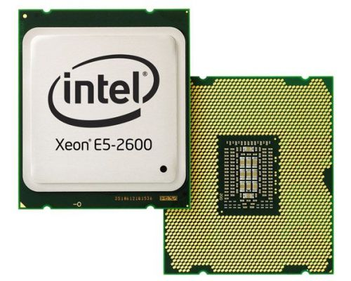 Intel® Xeon® E5-2670 2.6GHz Octa Core