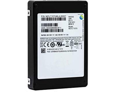 Samsung Enterprise 960GB SSD SAS 12Gb/s 2100MB/s  NIEUW