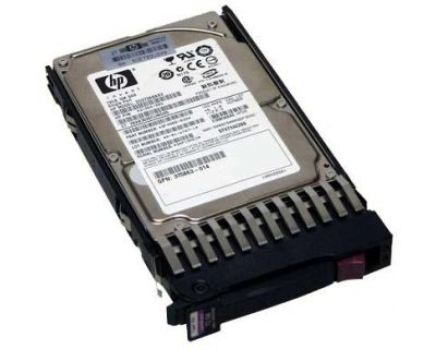HP 300GB 10.000rpm SAS 6Gb/s SFF (2,5 inch)