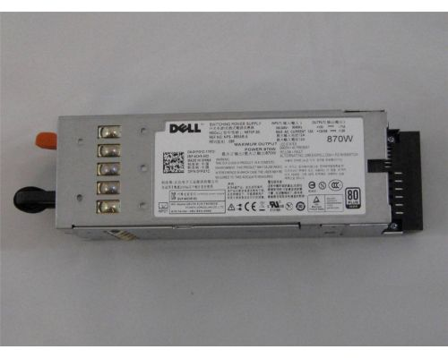 Dell 870W Power Supply for PowerEdge R710 P/N: YFG1C
