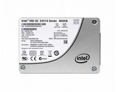 Intel SSD DC S3510 800GB SATA 6Gb/s MLC 2,5 inch