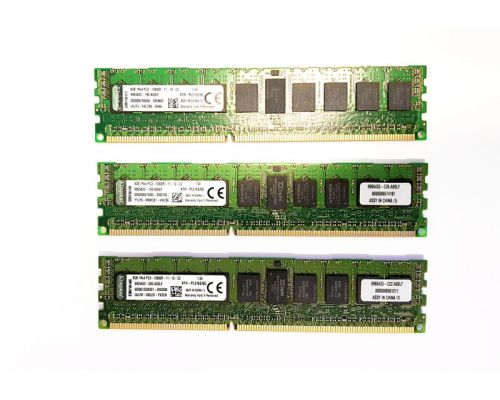HP 647651-081 / 8GB PC3-12800R DDR3-1600MHz ECC Registered