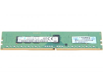 HP 8GB RAM DDR4-2400T ECC Registered P/N: 809080-091
