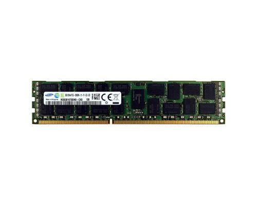 Samsung 8GB PC3-12800R DDR3-1600MHz ECC Reg P/N: M393B1G70BH0-YK0