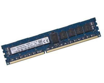 SK hynix 8GB PC3-12800R DDR3-1600MHz ECC Reg HMT41GR7AFR8A-PB