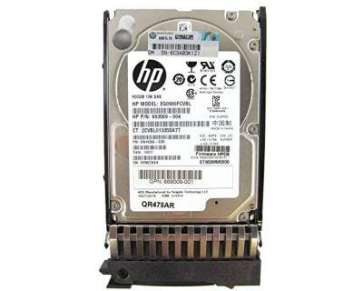 HP 900GB 10K SAS 6Gb/s SFF P/N: 702505-001