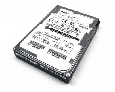 HGST 600GB 15K SAS 12Gb/s SFF (2,5 inch)  P/N: 0B28953