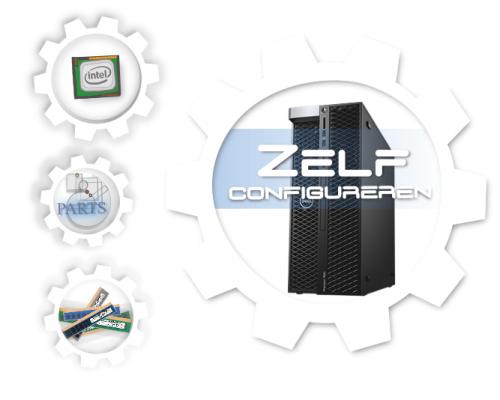 Zelf samenstellen Dell Precision T7820 workstation