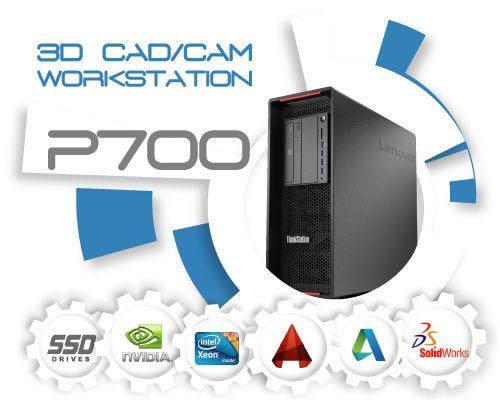 Lenovo P700 3D CAD/CAM Systeem