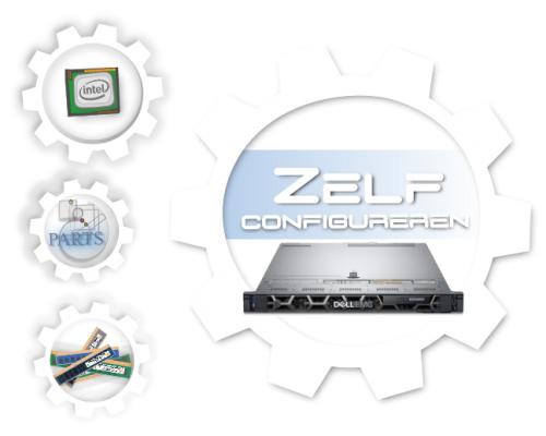 Zelf samenstellen Dell EMC R440 SFF Generation 14
